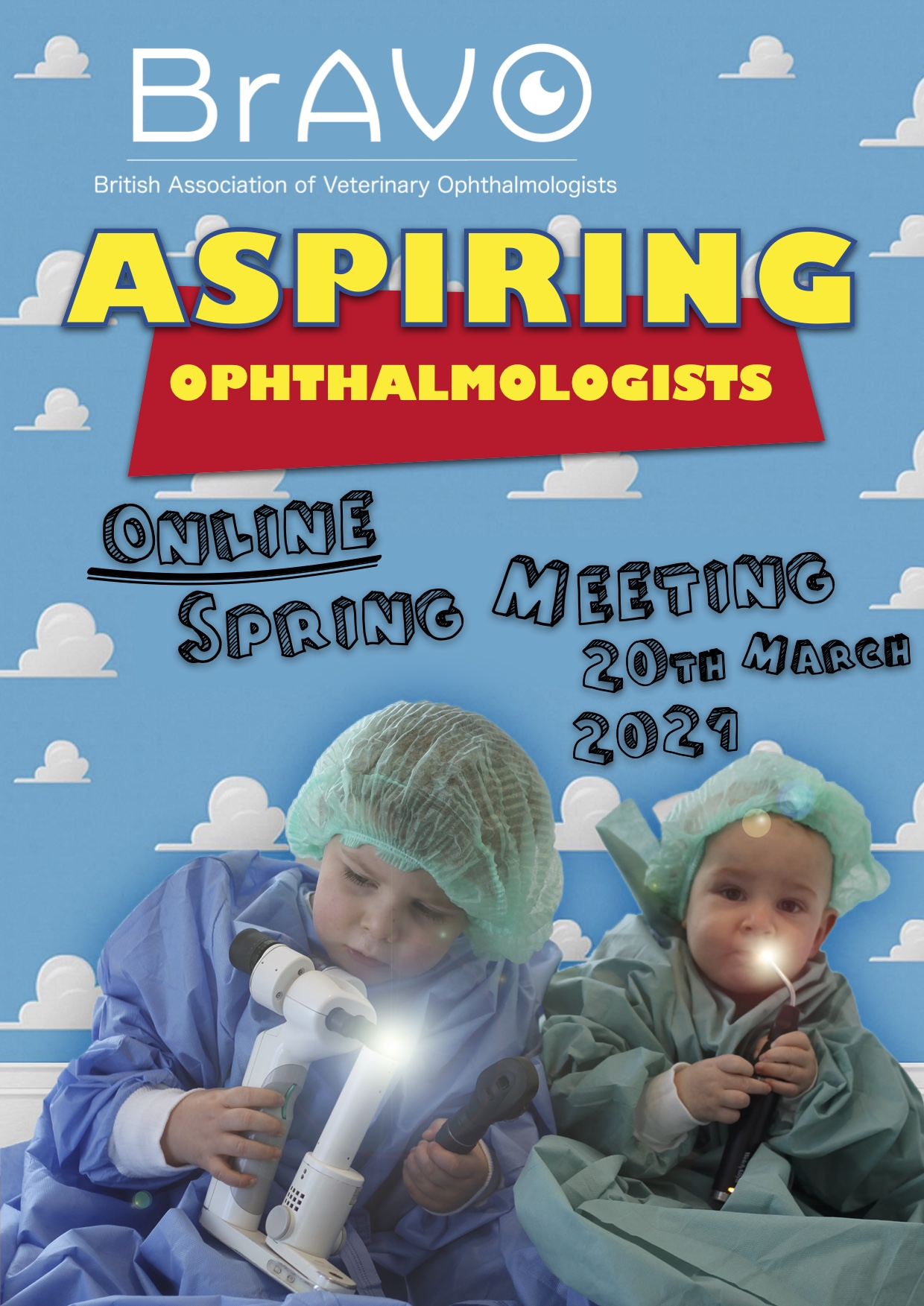BrAVO Spring Meeting ONLINE – Aspiring Ophthalmologists