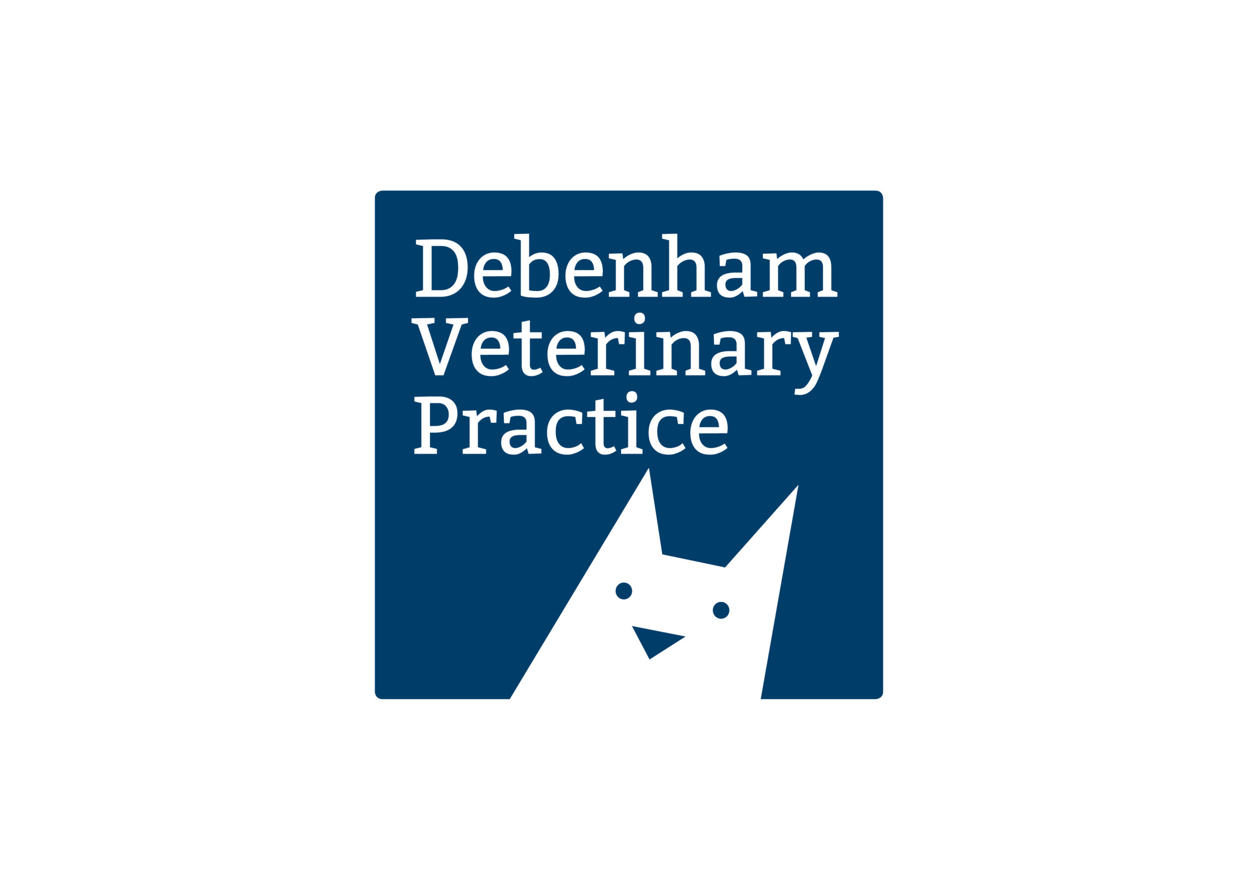 Debenham Vets Logo